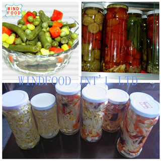 Mixed Vegetable Canned Food